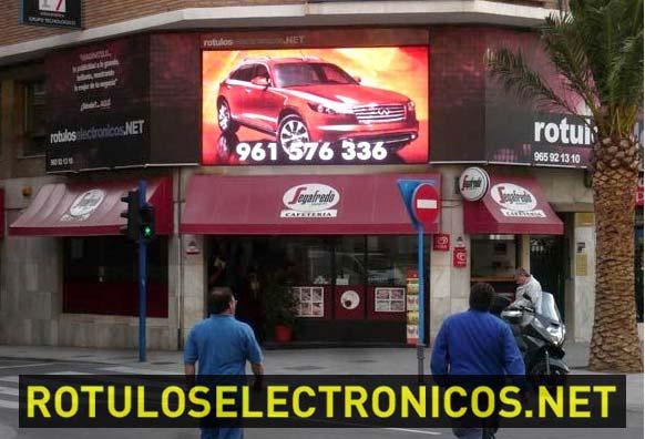 Vallas publicitarias precios rotuloselectronicos net - Precio vallas de obra ...