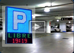 LUMINOSOS PARA PARKING