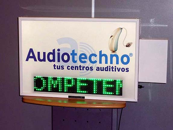 Banderolas Led programables