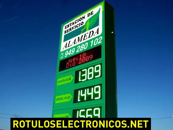 Gasolineras Low Cost