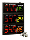 Reloj electronico digital de led DT-300, DT-302, DT-303