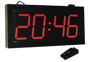 Reloj electronico digital de leds R-200